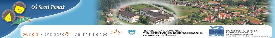 Osnovna šola Sveti Tomaž