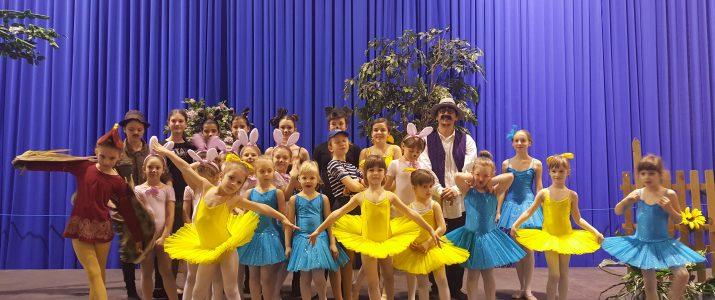 Baletna skupina Glasbene šole Ormož