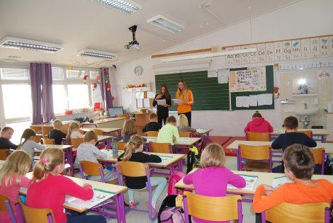 5. oktober – svetovni dan  učiteljev na OŠ Sveti Tomaž