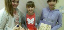 Tehniški dan v 7. razredu – izdelava stojala za kartice in obesek za ključe